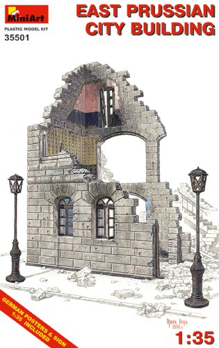 MiniArt - Scale building model 1: 18 (MIN35501)