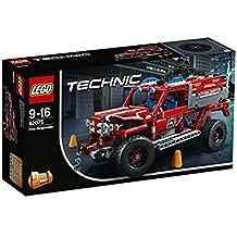 LEGO Technic - Equipo de primera respuesta, única (42075)