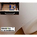 Skywalk™ Multipurpose Textured Super Strong Anti Slip EVA Mat- Full 5mtr Length-45x500 cm