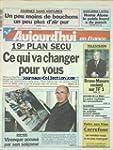 AUJOURD'HUI EN FRANCE [No 16810] du 2...