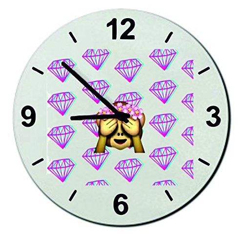 cristal-reloj-monkeys-dame-no-evil-voir-rosario-sobre-la-cabeza-y-los-diamantes-en-trasera-plan-rega