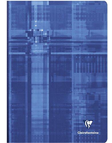 clairefontaine-metric-69142-cahier-reliure-brochure-21-x-297-cm-petits-carreaux-192-pages-coloris-al