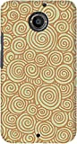 DailyObjects Doodle Spirals Case For Motorola Moto X2 best price on Amazon @ Rs. 695