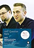 AAT Costs and Revenues: Question Bank