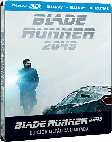Blade Runner 2049 (BD 3D + BD + BD...