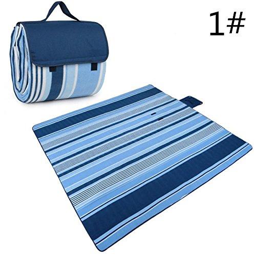 GFYWZ Impermeabile all'aperto picnic stuoia tappetino pad 200 * 200cm , 1
