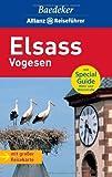 Baedeker Allianz Reiseführer Elsass, Vogesen - Achim Bourmer