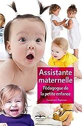 Assistante maternelle - Pédagogue de la petite enfance