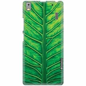 Printland Back Cover For Lenovo K3 Note PA1F0001IN - Floral Designer Cases