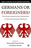 Germans or Foreigners?