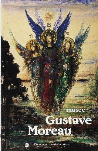 Peintures, cartons, aquarelles, etc. exposés dans les galeries du Musée Gustav Moreau