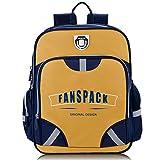 Schulrucksack, Fanpack Schulrucksack Teenager für Mädchen und Jungen Schultasche Kinderrucksäcke Große Kapazität Rucksack Schulranzen