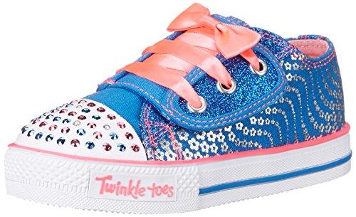 skechers-shuffles-sweet-steps-las-ninas-low-top-zapatillas