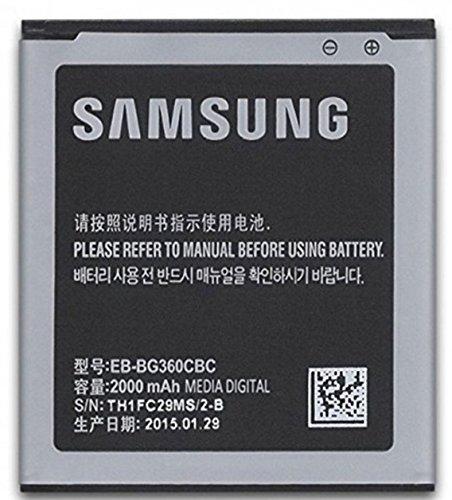 MicroSpareparts Mobile 2000mAh Li-Ion Polymer Batería - Recambios del teléfono móvil (Batería, Polímero de Litio, 2000 mAh, 3,7 V, Samsung Galaxy Core Prime Duos)