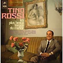 Amazon.fr : tino rossi le plus beau tango du monde : CD