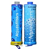 #2: Carbon Block & Threaded PP Filter/10'' Prefilter Cartridge For Aquaguard INOVA/INFINITY