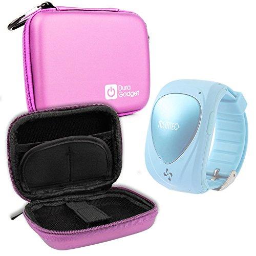 Duragadget custodia rigida rosa per cegno| vorcool | agptek w6 | q50 gps | gps arbuyshop | nilox bodyguard | swiss smart watch zug | austec | finerolls | g65 - ideale per i viaggi!