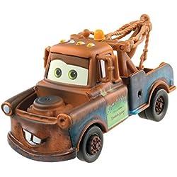 Disney Pixar Cars petite voiture dépanneuse Martin, jouet pour enfant, FJH92