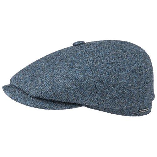Stetson Hatteras Woolrich Coppola cappello piatto berretti piatti berretto  newsboy c97db4f3e3b3