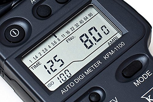 Buy Kenko KFM 1100 Professional Light Meter Discount