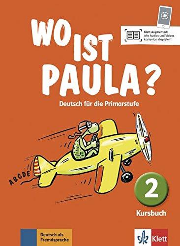 Wo ist paula? 2, libro del alumno
