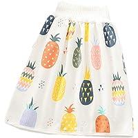 Jupe de Couche Bébé Enfants en Coton, Morbuy Lavable Jupe d'apprentissage Propreté couche-culotte d'entraînement Anti…