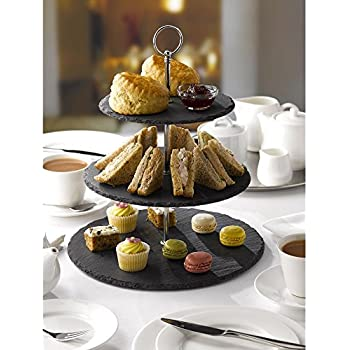 Artis Cake Stand : Stainless Steel Cake Stand & 2 Inserts Artis Cake Stand ...