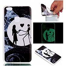 coque huawei p10 lite noctilucent coffeetreehouse