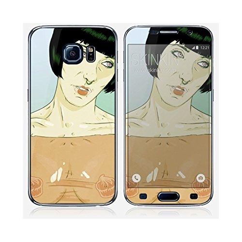 iPhone SE Case, Cover, Guscio Protettivo - Original Design : Samsung Galaxy S6 skin