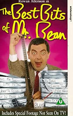 The Best Bits Of Mr. Bean [VHS] : everything £5 (or less!)