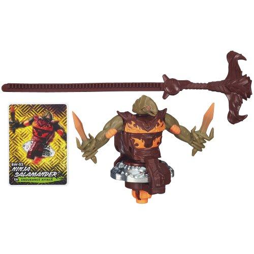 Preisvergleich Produktbild Beyblade Shogun Steel BeyWarriors BW-02 Ninja Salamander Battler by Beyblade