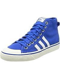 Adidas Nizza Hi, Zapatillas de Deporte Unisex Adulto