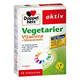 Doppelherz Vegetarier Vitamine+mineralstoffe Table 30 stk