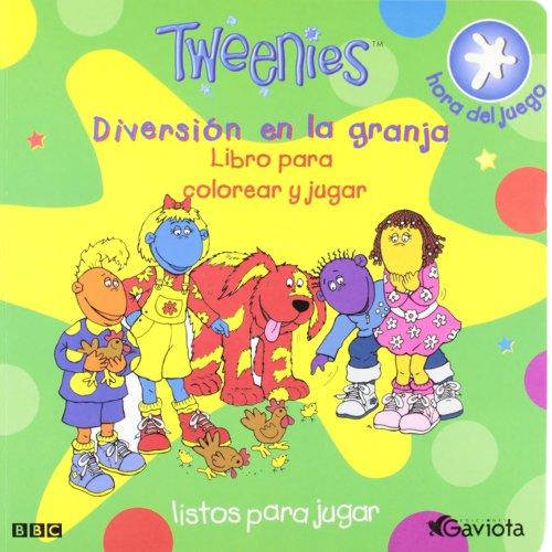 Tweenies. Diversión en la granja: Libro para colorear y jugar. (Tweenies. Hora de jugar)