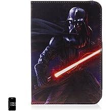 "DAM -Star Wars Funda Tablet 7"" Universal Giratoria 360º Darth Vader, 100% Original"