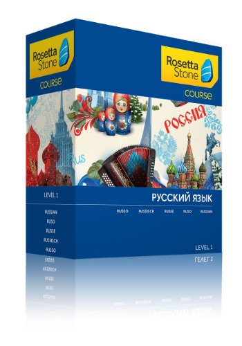 Rosetta Stone Course - Einstiegsniveau Russisch Level 1