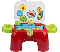 Xiong Cheng Lovely Baby Carry Along Battery Operated Activity Play Set With Lights And Sound