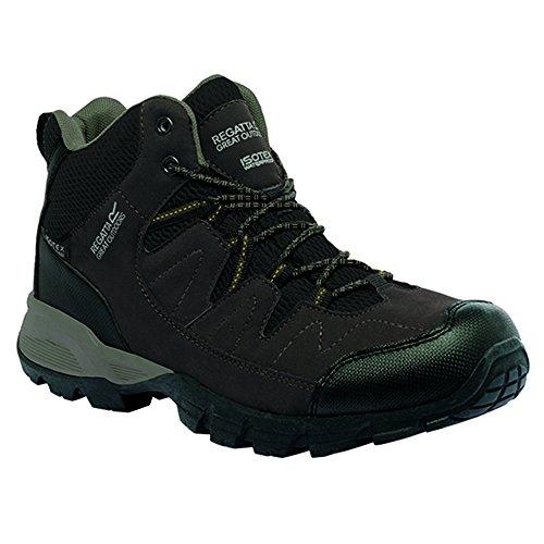 62922dab03b8c1 Regatta Men s Holcombe Mid High Rise Hiking Boots From Regatta