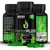 Herbal Colon Cleanse MAX Strength | 120 Powerful Colon Cleanser Capsules | Full