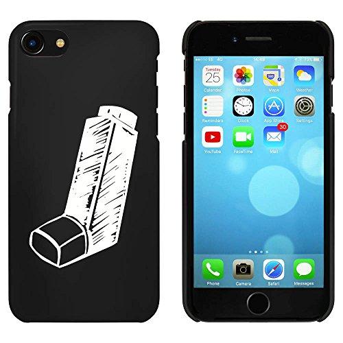 Azeeda Schwarz \'Medizinischer Inhalator\' Hülle für iPhone 7 (MC00081791)