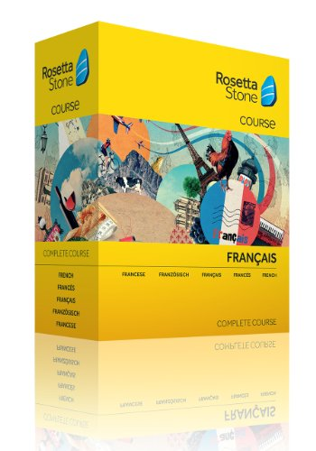 Rosetta Stone French Complete Course Test