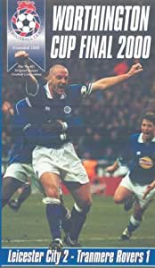 Leicester City: Worthington Cup Winners 1999/2000 [VHS]