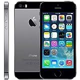 Apple iPhone 5S Smartphone 16GB (10,2 cm (4 Zoll) IPS Retina-Touchscreen, 8 Megapixel Kamera, iOS 7) Spacegrau…