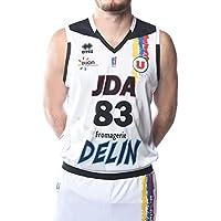 Errea Jda Dijon Maildomdij Maillot de Basketball Homme