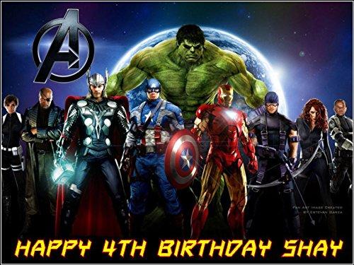 (Avengers-Essobladen, A4)