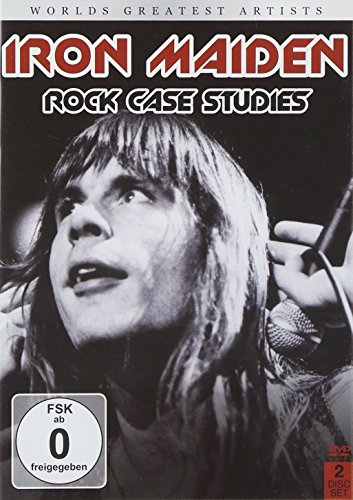 Iron Maiden - Worlds Greatest Artists - Rock case studies [2 DVD] [Edizione: Regno Unito]