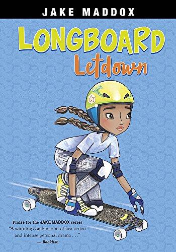 Longboard Letdown (Jake Maddox)