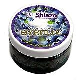 Shiazo 100g Nikotinfreier Tabakgranulat - Dampfsteine Blaubeere