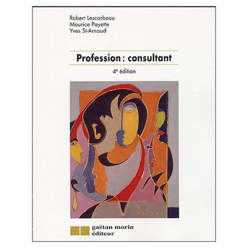 Profession : Consultant