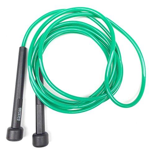 Original TRENAS Speed Rope - Springseil - 3 Meter verschieden Farben (grün)